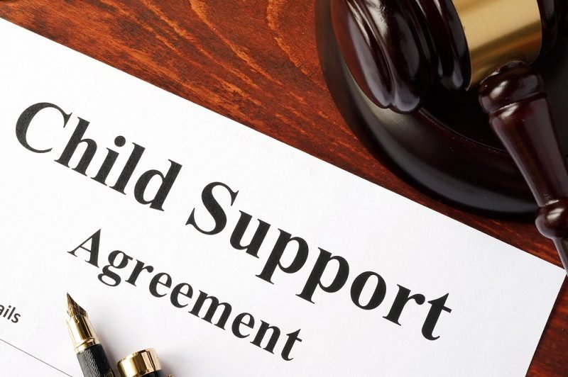 What Does Child Support Cover