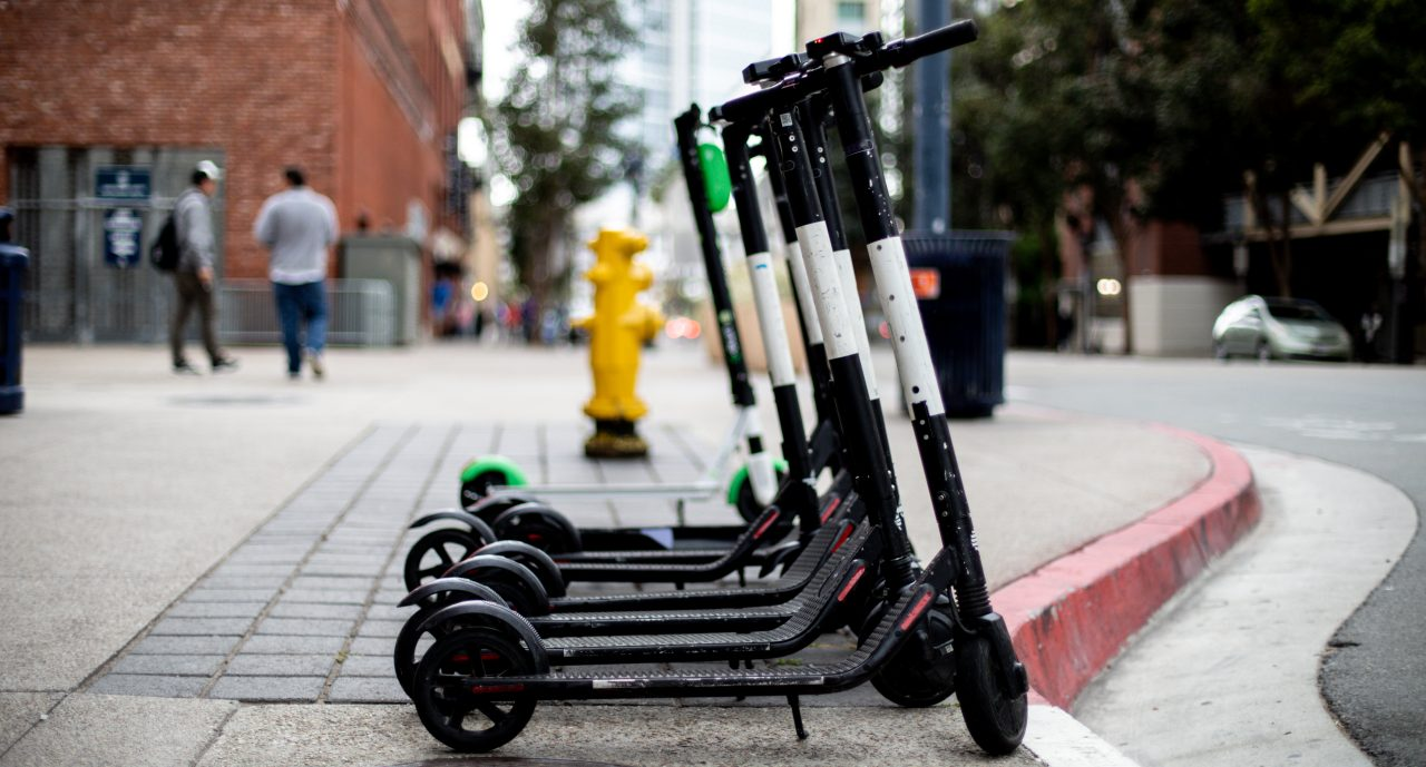 Electric Scooter Sharing Accidents