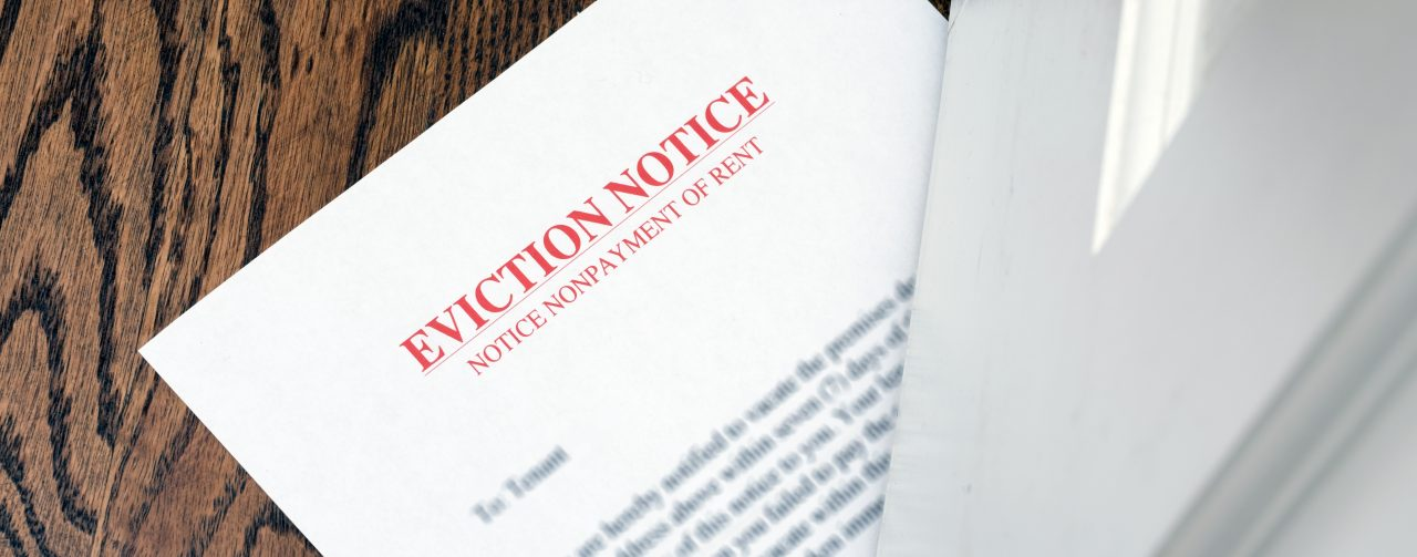 Eviction Notice - Rules for Landlords and Property Managers When Evicting a Tenant